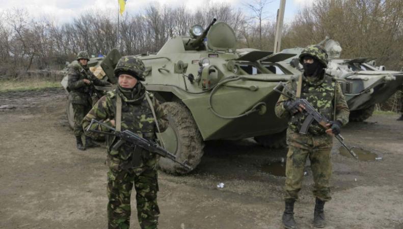 Потери Киева в Украине 2-12 мая составили 650 человек