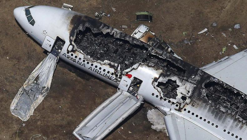 США запретили своим авиакомпаниям летать над Украиной