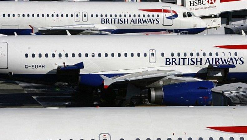 Британский самолёт сел в Канаде из-за угрозы взрыва