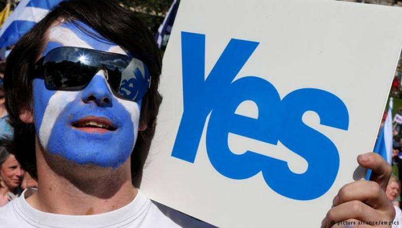 Агентство Standard & Poor's предсказало крах банковской системы в случае признания независимости Шотландии