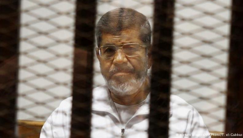 Мухаммед Мурси приговорен к смерти