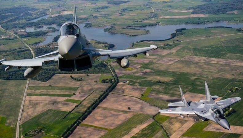 ВВС Британии на борьбу с ИГИЛ