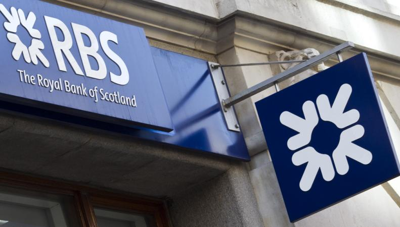 Банк Royal Bank of Scotland в Великобритании