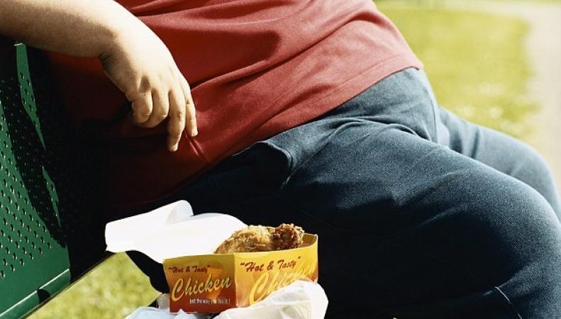 Ожирение  у малообеспеченных граждан
