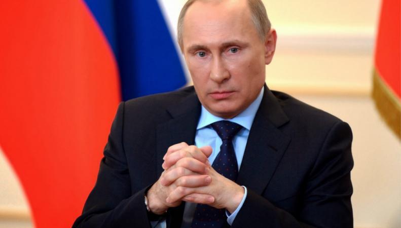 Британская разведка создала «секретное досье» на Путина