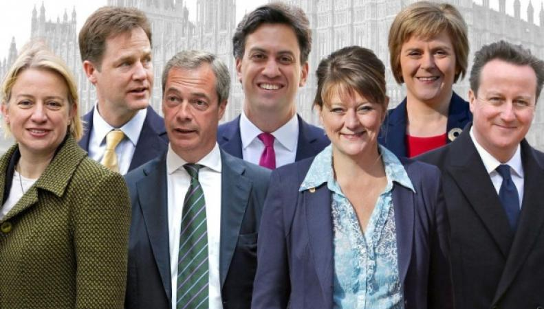 Парламентские выборы в Великобритании