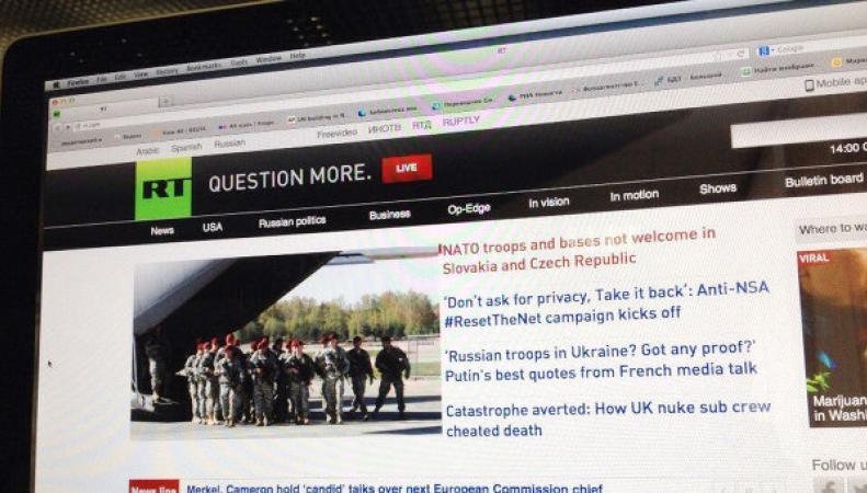 Британский медиарегулятор Ofcom обвинил Russia Today в необъективности