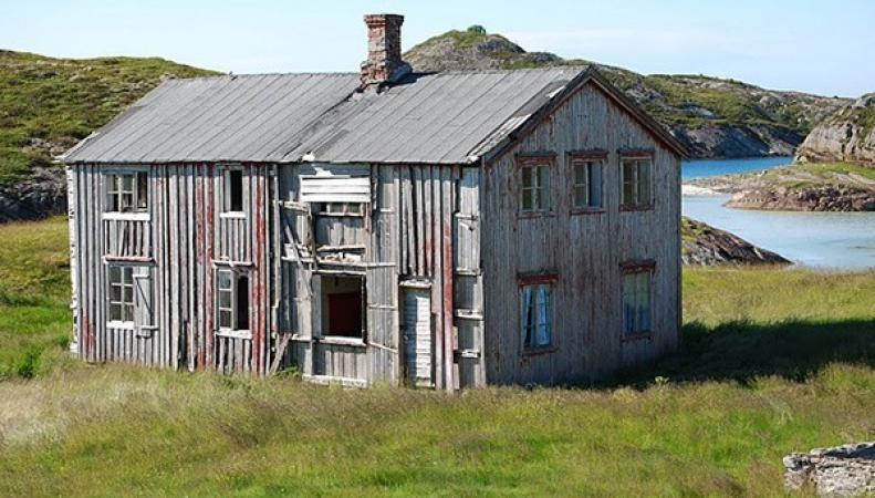 В Норвегии продают дом за 1 крону