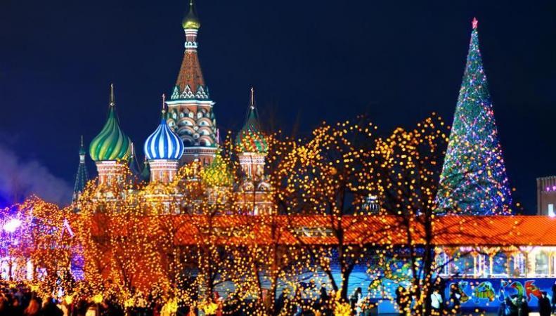 Российские туркомпании зовут британцев в Москву на Новый год