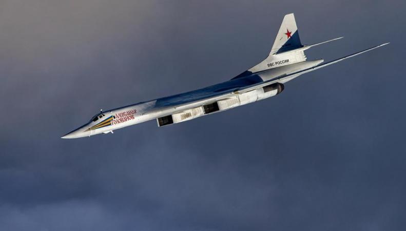 Ядерные бомбардировщики России напомнили Британии армагеддон