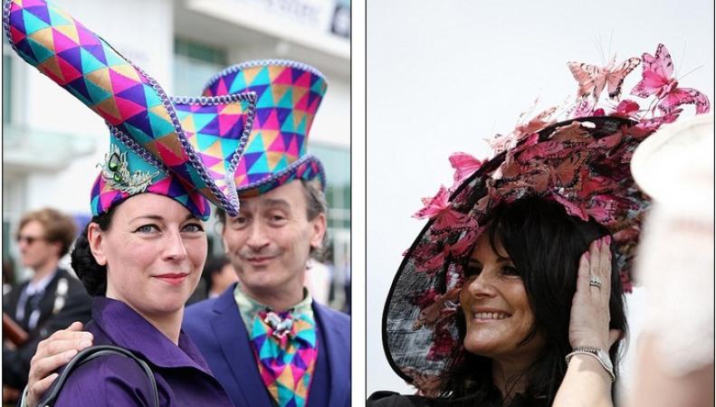 дизайнерские шляпки