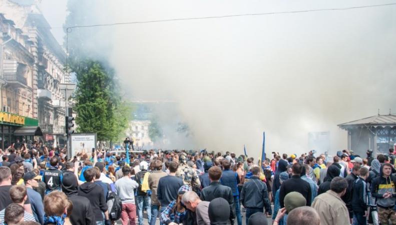 События в Одессе 2 мая