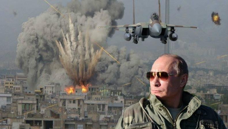 Россия бомбит ИГИЛ