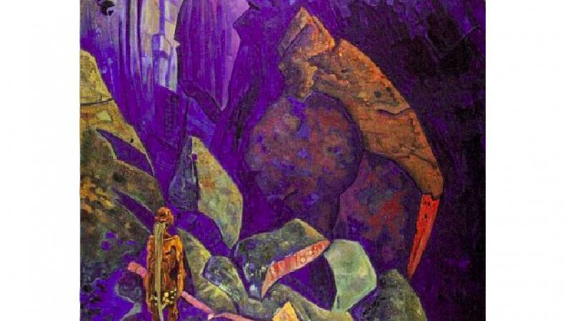 Картины Рериха и Айвазовского продадут на аукционе в Лондоне