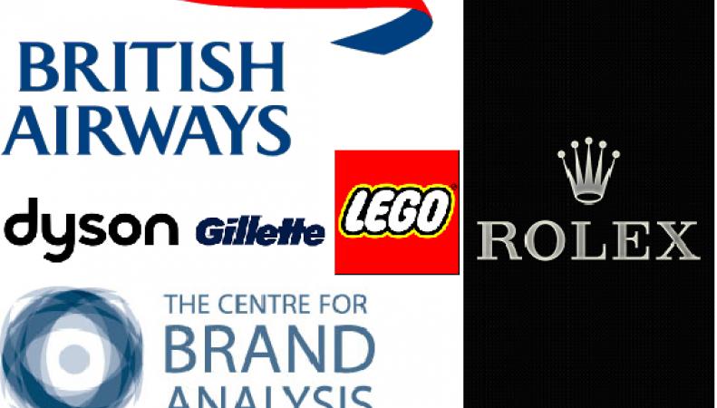 любимые бренды британцев