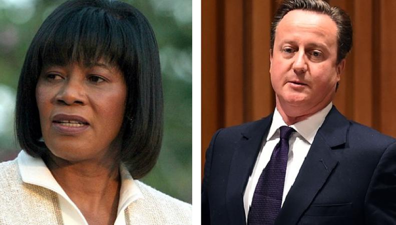 премьер-министры Ямайки и Великобритании