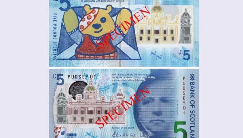 пластиковая банкнота
