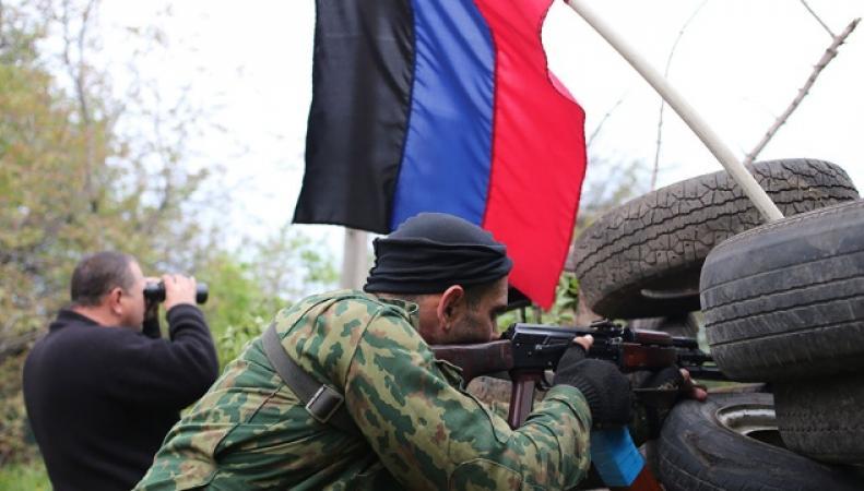 Луганские ополченцы сняли с поезда 18 боевиков «Правого сектора»
