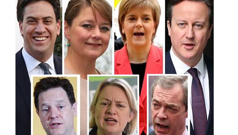 лидеры политических партий Великобритании
