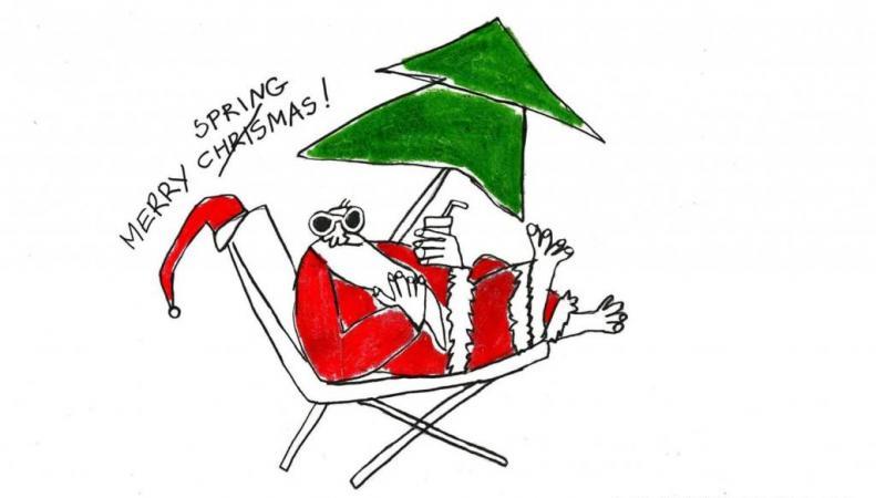 Поздравление с Рождеством от МК-Лондон