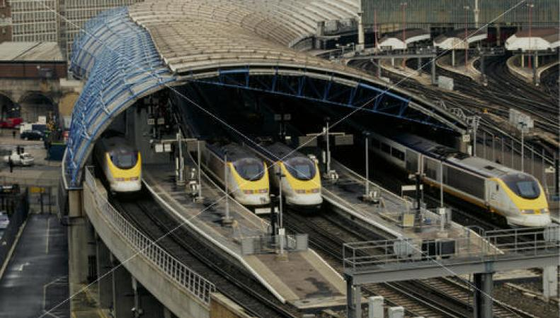 станция Ватерлоо