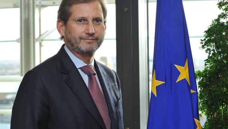 Еврокомиссар: на выработку «дорожной карты» реформ на Украине потребуется пара недель