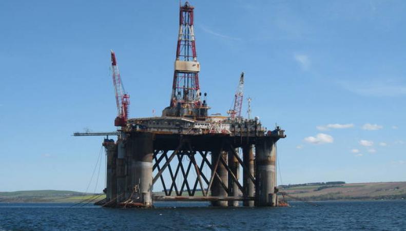 Под Лондоном нашли большие запасы нефти