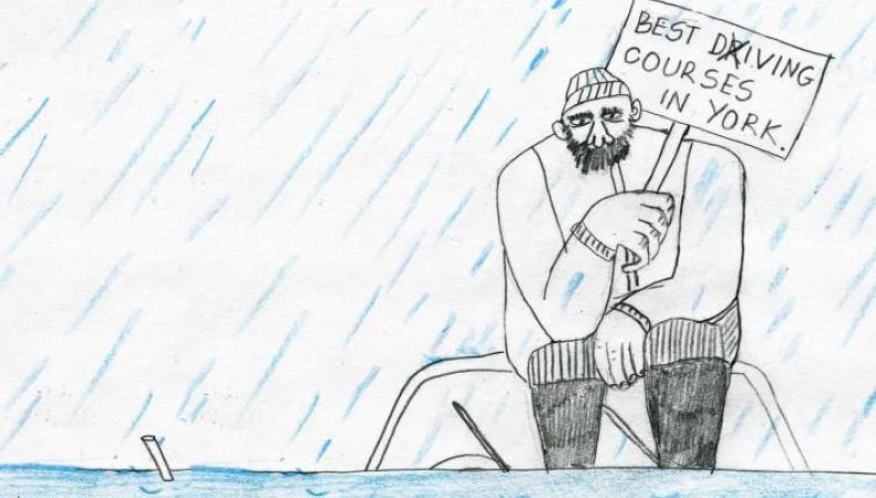 Карикатуры МК-Лондон