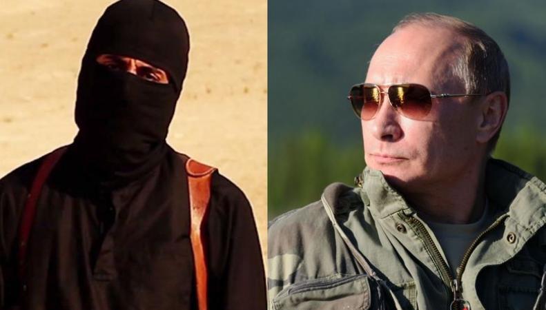 Путин открыл охоту на палача ИГИЛ