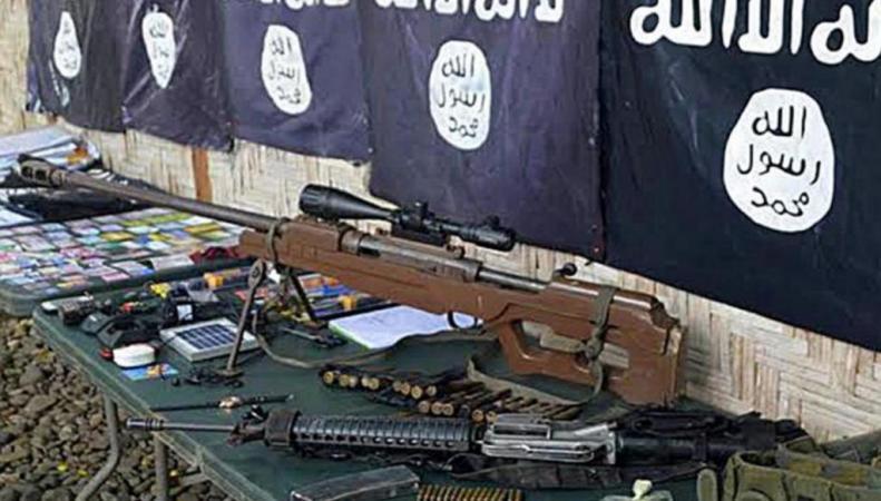 арсенал ИГИЛ