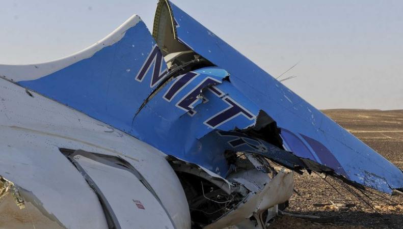 Россию могут отстранить от расследования крушения Airbus A321