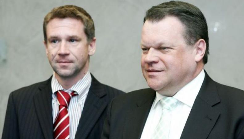 Великобритания выдаст Литве российского банкира Антонова