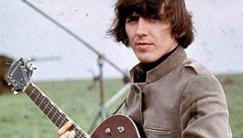 Гитару Джорджа Харрисона продали в Нью-Йорке