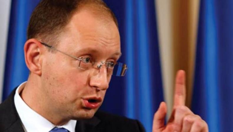 Яценюк: Бюджет Украины потерял почти $3 млрд за время конфликта на Донбассе