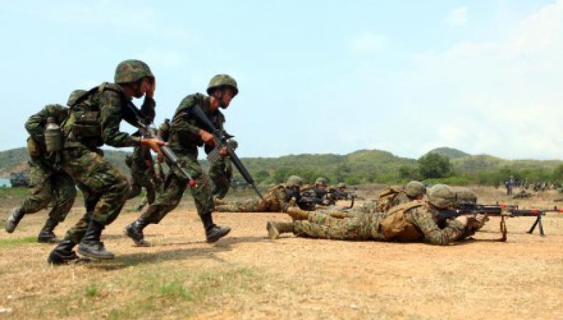 Учения США и Южной Кореи впервые состоятся на американской территории