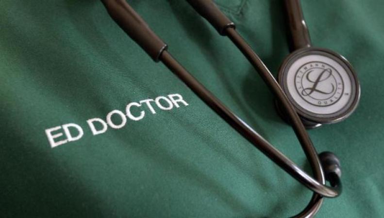 британские врачи государственных больниц