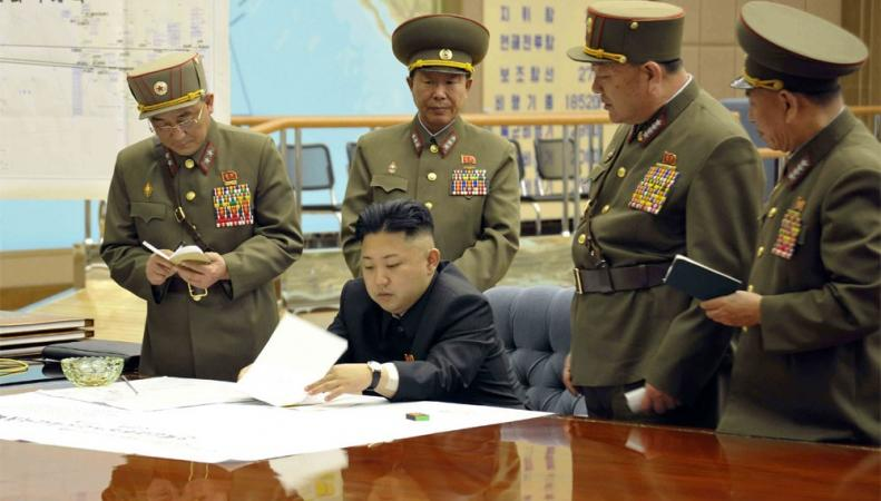 КНДР предложила объединиться Южной Кореи по принципу федерализации