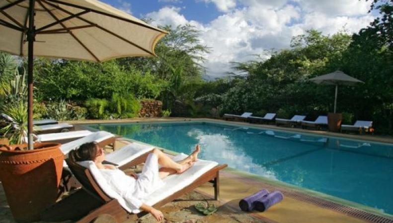 Британских туристов эвакуировали из Кении
