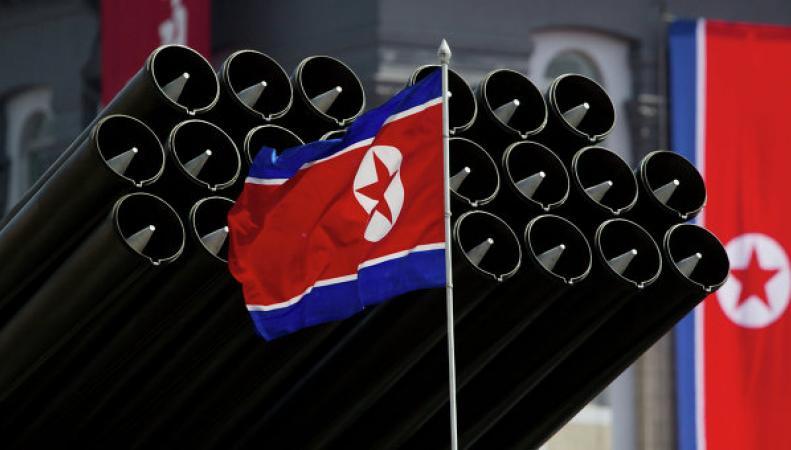 Южная Корея: КНДР запустила новые ракеты к Японскому морю