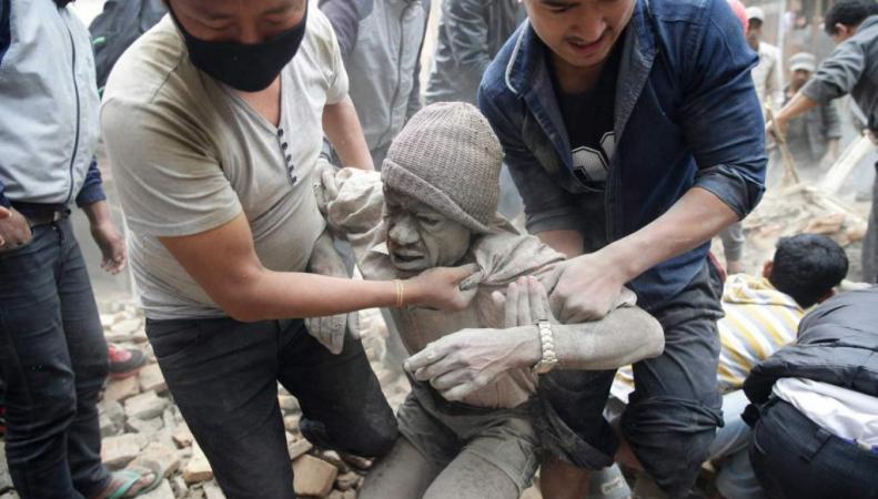Землетрясение в Непале жертвы и пострадавшие