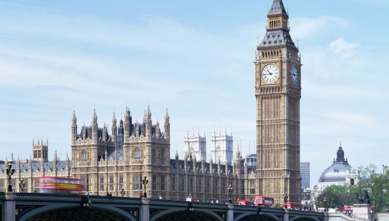 В первом квартале 2014 года рост ВВП Великобритании составил 0,8%