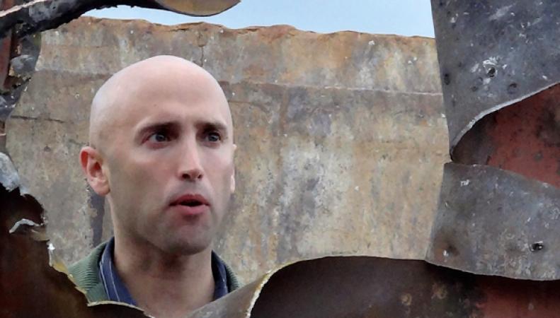Журналист Филлипс был допрошен в Лондоне по поводу работы в Донбассе