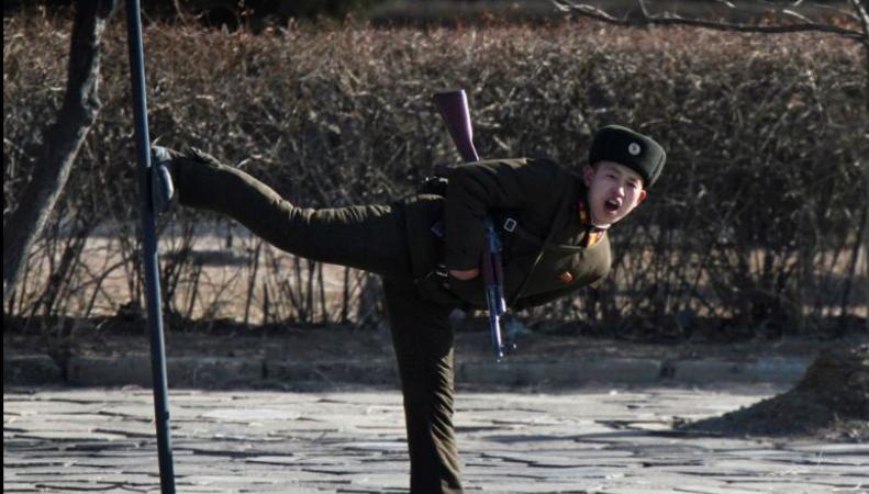 США погубит неизвестное оружие КНДР