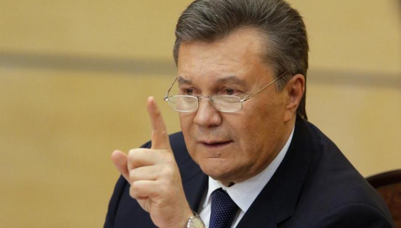 Янукович обратился в суд Евросоюза с целью отмены санкций против своей семьи