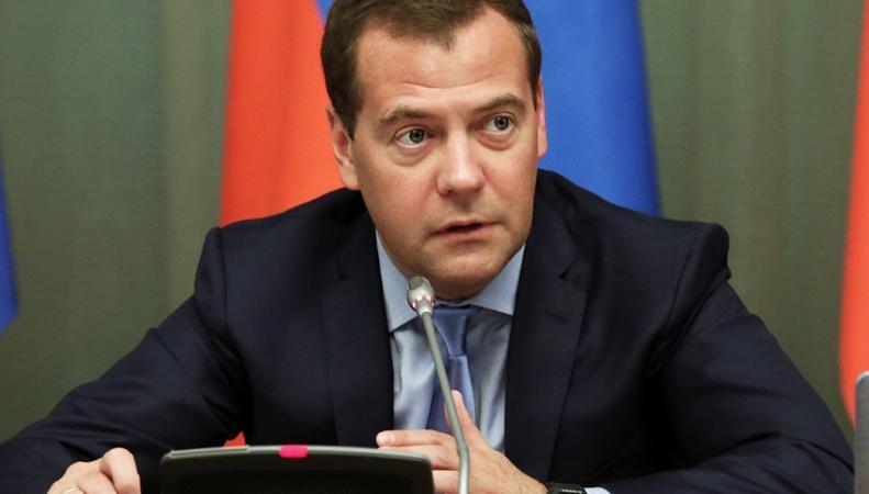 Дмитрий Медведев: РФ стремится к сотрудничеству с Европой, но уступать своим интересам не будет