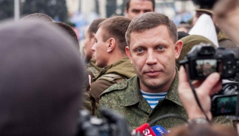 ДНР никогда не войдёт в состав Украины – Захарченко