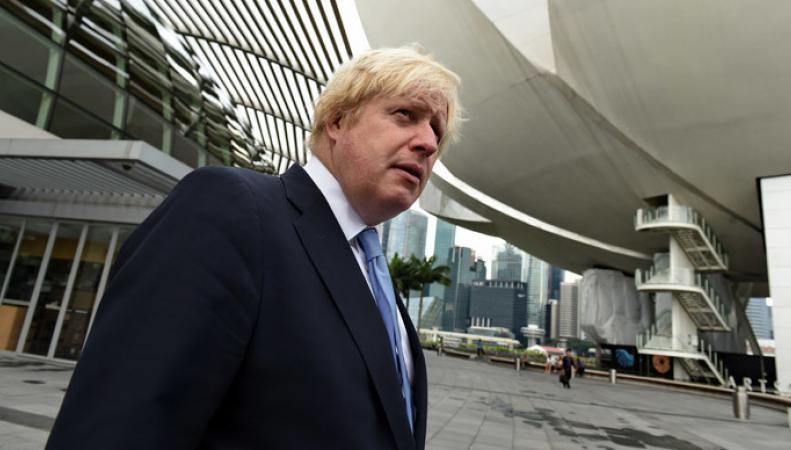 мэр Лондона