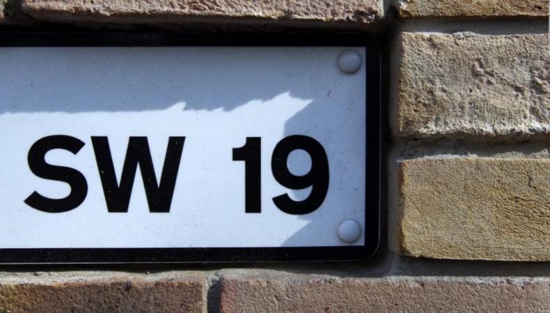 почтовый индекс в Уимблдоне