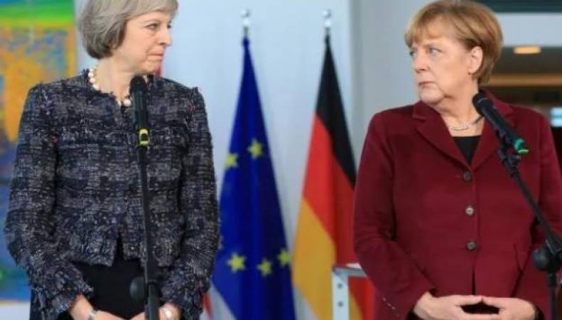 Тереза Мэй провалила предварительные переговоры о статусе британских экспатов в ЕС фото:telegraph.co.uk