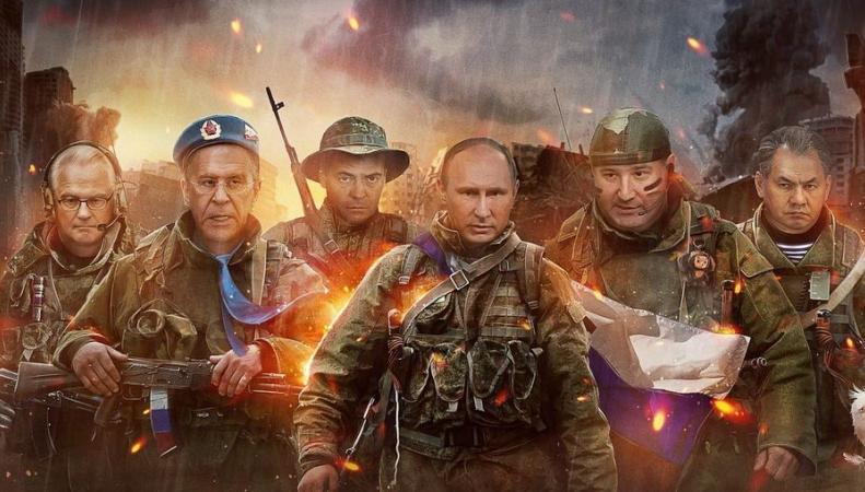 """""""Путин превратился из """"злодея"""" в героя"""""""